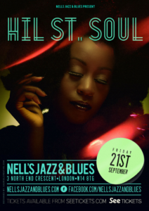 HIL ST SOUL LIVE at Nell's, London