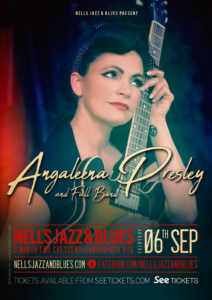 ANGALEENA PRESLEY LIVE at Nell's, London