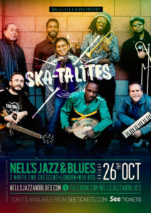 THE SKATALITES LIVE at Nell's, London