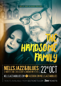 THE HANDSOME FAMILY LIVE at Nell's, London