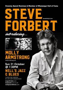 Steve Forbert LIVE at Nell's, London
