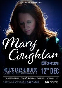 Mary Coughlan LIVE at Nell's, London