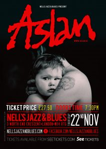 Aslan LIVE at Nell's, London