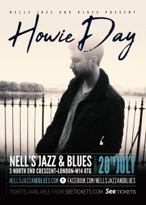Howie Day LIVE at Nell's, London