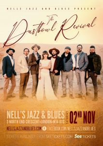The Dustbowl Revival LIVE at Nell's, London
