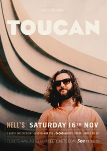 Toucan LIVE at Nell's, London