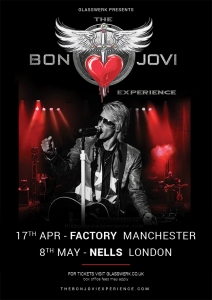 The Bon Jovi Experience LIVE at Nell's, London