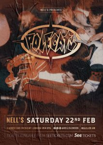 The Polecats LIVE at Nell's, London