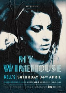 My Winehouse LIVE at Nell's, London