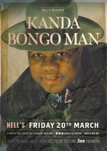 Kanda Bongo Man LIVE at Nell's, London