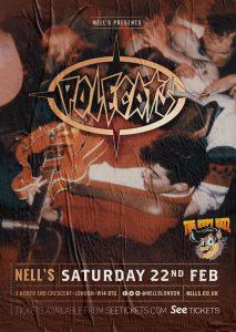 The Polecats + Kopy Katz LIVE at Nell's, London