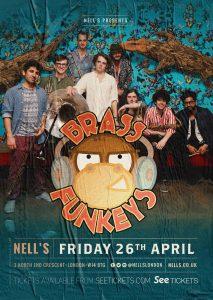 Brass Funkeys LIVE at Nell's, London