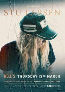 Stu Larsen LIVE at Nell's, London