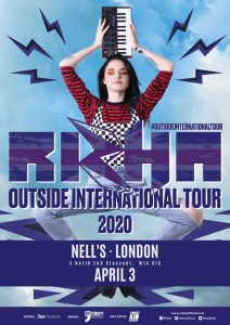 Rizha LIVE at Nell's, London