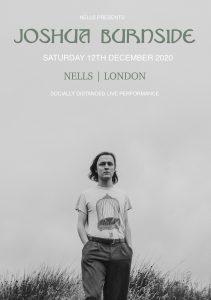 Joshua Burnside LIVE at Nell's, London