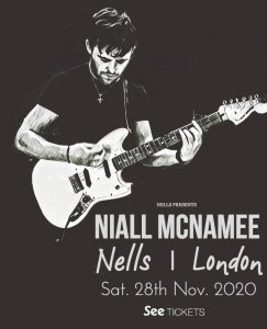 Niall McNamee LIVE at Nell's, London