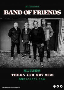 Band of Friends LIVE at Nell's, London