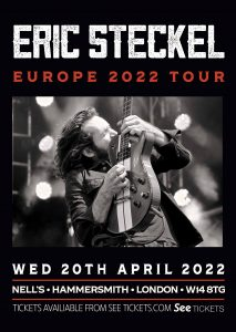 Eric Steckel LIVE at Nell's, London