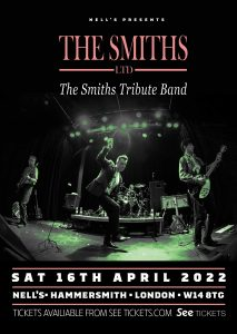 The Smiths Ltd LIVE at Nell's, London