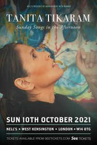 Tanita Tikaram – Sunday Songs in the afternoon LIVE at Nell's, London