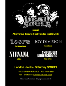 Dead Souls LIVE at Nell's, London