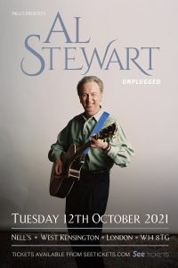 Al Stewart LIVE at Nell's, London
